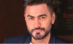 Tamer Hosny - Press Photo