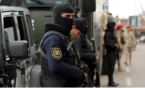 "Police raids to the east and south of Cairo targeted hideouts of ""terrorist elements."" (File photo: Reuters)"