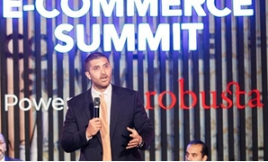 CEO of Moharram & Partners Moustafa Moharram during E-Commerce Summit