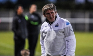 Peter Beardsley, who played for Newcastle and Liverpool, was charged earlier this year by the Football Association with three counts of using racist language. (Getty Images)