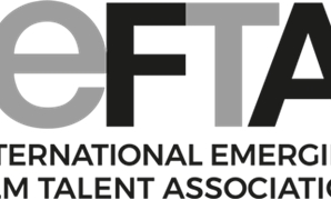 The Monaco-based International Emerging Film Talent Association (IEFTA) logo - File.