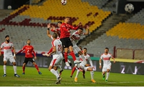 File- Al-Ahly vs Zamalek