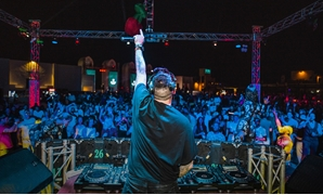 Hurghada witnesses the greatest party of 2019 at Steigenberger Pure Lifestyle
