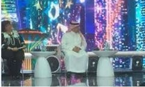 Inas Abdel Dayem during the conference in KSA - ET