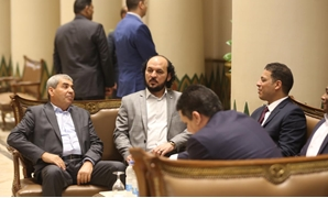 FILE - Libyan parliamentarian delegation visits Egypt's House of Representatives. July, 2019 - Hazim Abdel Samad/Egypt Today
