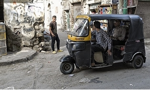Tuktuk driver in old cairo – Wikimedia Commons/Wael Kenawey Photography