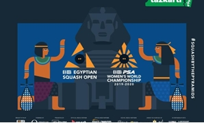 File- PSA Women's World Championship and Egyptian Squash Open logo