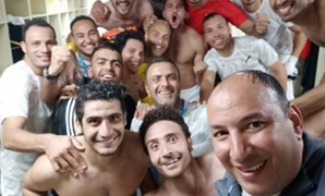 Egyptian Football team in Military World Cup - Final