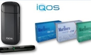PhilipMorris is pleased toannounce thatIQOS,PhilipMorris