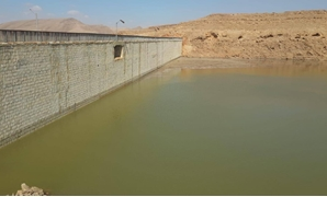 water retained by Al-Karam Dam reached about 1 million cubic meters as of October 2019- press photo