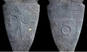 Narmer Palette - Ancient Encyclopedia