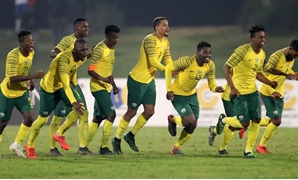 File- South Africa U-23 team