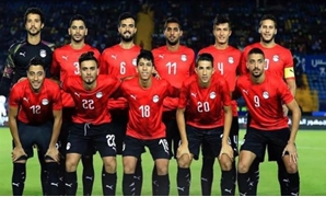 Egyptian Olympic team - FILE