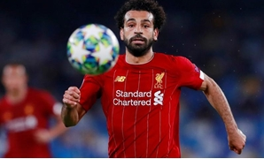 Liverpool's Mohamed Salah in action Action Images via Reuters/Andrew Couldridge/File Photo
