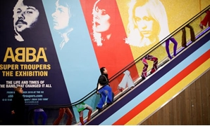 ABBA exhibition - Reuters.