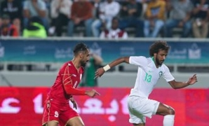 Bahrain vs Saudi Arabia - FILE