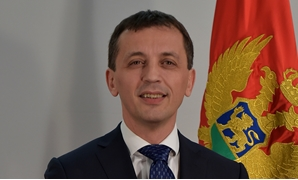 Defense Minister of Montenegro Predrag Boskovic -Photo: Government of Montenegro