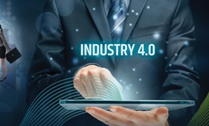 FILE - Industry 4.0