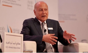 FILE: Arab League Secretary General Ahmed Abu el-Gheit