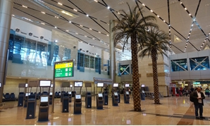 Cairo Int. Airport Terminal 3 - Press photo