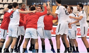 Egypt's handball team - file