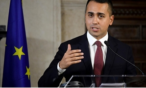 Italian Foreign Minister Luigi Di Maio - Photo courtesy of www.libyaobserver.ly