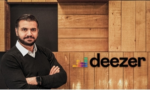 Deezer CEO for MENA & Turkey, Tarek Mounir- Press photo