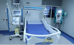 The hospital at Marsa Matrouh has 59 ICU beds, and 59 artificial respiration units - File photo