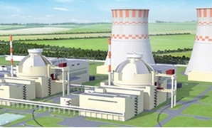 File- Dabaa Nuclear Power Plant