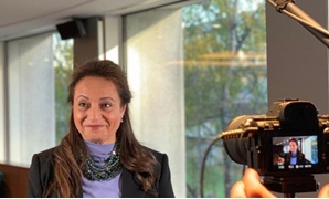 AU Commissioner for Infrastructure and Energy Amani Abou Zeid - Courtesy of Amani Abou Zeid
