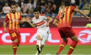 Zamalek vs Esperance - file
