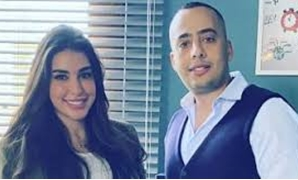 File- Essam Elsakka and Yasmine Sabry.