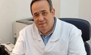 FILE - Egyptian doctor Ahmed al-Lawah