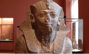 Thutmose IV of the 18th Dynasty in the Louvre Museum - Social media/twitter