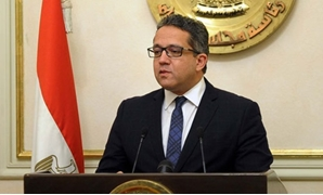 Egypt's Tourism & Antiquities Minister Khaled el-Anani - ET