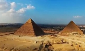 Pyramids of Giza - ET