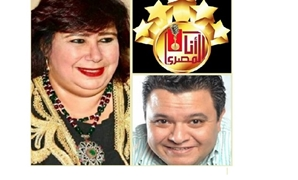 Inas Abdel Dayem [Left], Khaled Galal [Bottom Right] - https://www.sis.gov.eg/