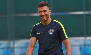 File- Mahmoud Trezeguet – Photo courtesy of KASIMPAŞA official Twitter account