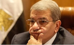Minister of Finance Amr El Garhy - File Photo