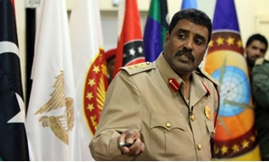 Libyan Colonel Ahmed Al Mismari - Official twitter