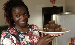 Senegal-based blogger Karelle Vignon-Vullierme has built up an adoring online audience of thousands by whipping up mouth-watering meals Hers is a story of love, the internet and plenty of chocolate cake