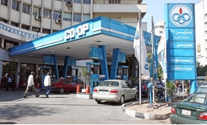 FILE - Fuel Station in Egypt